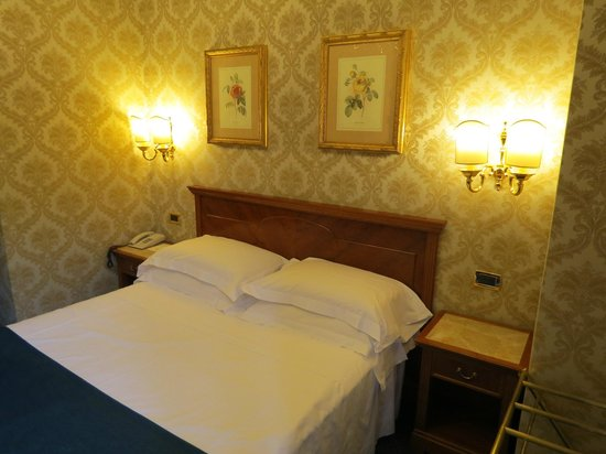 Barberini Hotel : Room