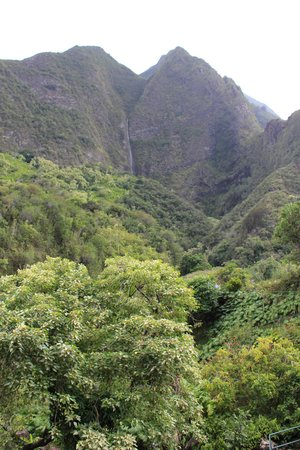 Iao Valley State Monument: Iao Valley view