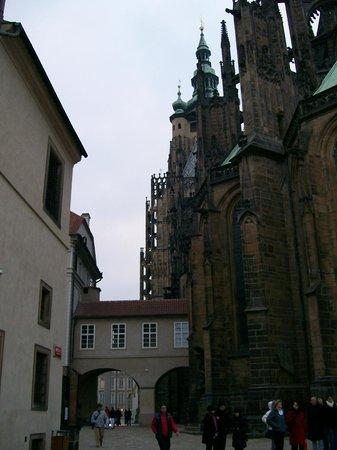 Château de Prague : Golden Lane