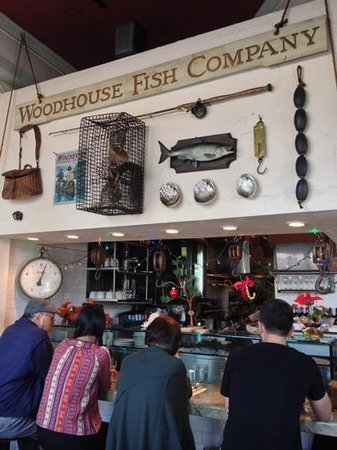 Woodhouse Fish Company: can't wait to visit again