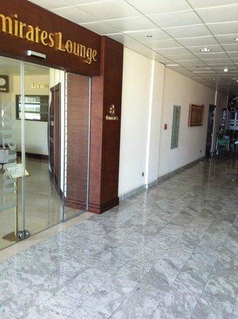 Serenediva Colombo Transit: Entrance
