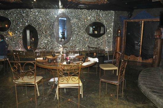 moyo Melrose Arch: Ultimo nivel Restaurant Moyo
