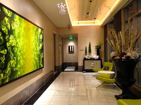 Kimpton Nine Zero Hotel: Hall do Hotel