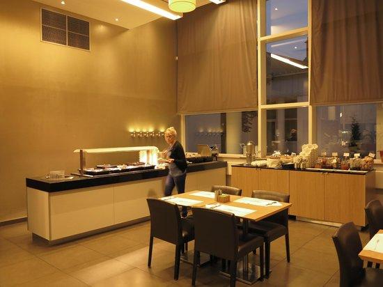 Novotel Brugge Centrum : Desayunador