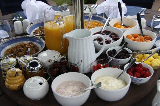 Ambleside Bed & Breakfast: Breakfast