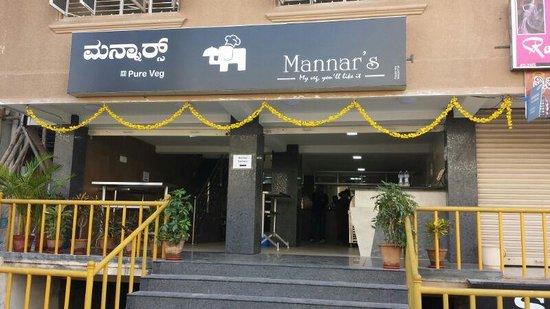 Mannar's Restaurant