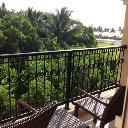 Hacienda Tres Rios: Balcony
