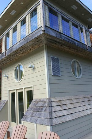 Butterfly Gap Retreat: Main House