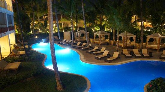 Majestic Colonial Punta Cana: Vista da nossa varanda.
