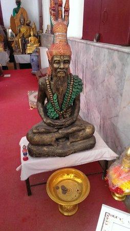 Wat Nerachararam: Im Wat