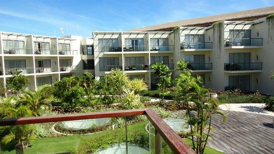 Sheraton Bali Kuta Resort: Is this Oceanfront view?