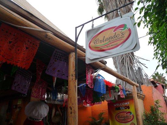 Orlando's Restaurante: orlandos