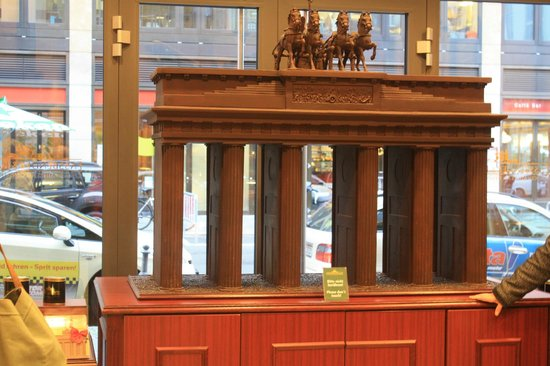 Rausch Schokoladenhaus: Magnificent display