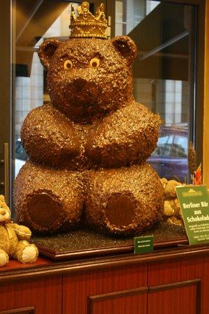 Rausch Schokoladenhaus: What a bear!