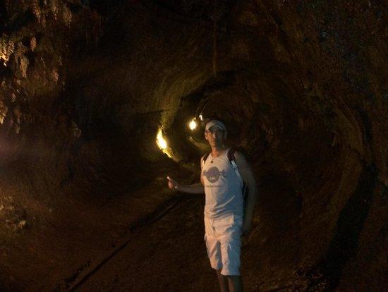 Nahuku - Thurston Lava Tube: Aloha