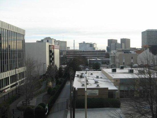 Sheraton Atlanta Hotel : Good part of the view