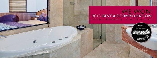 Arkaba Hotel: Winner - Best Accommodation in South Australia (AHA)