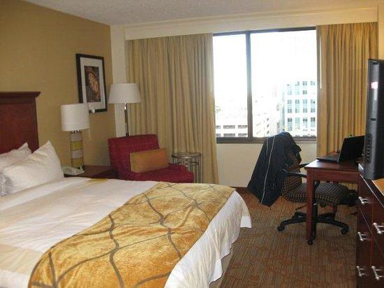 Columbia Marriott : Room