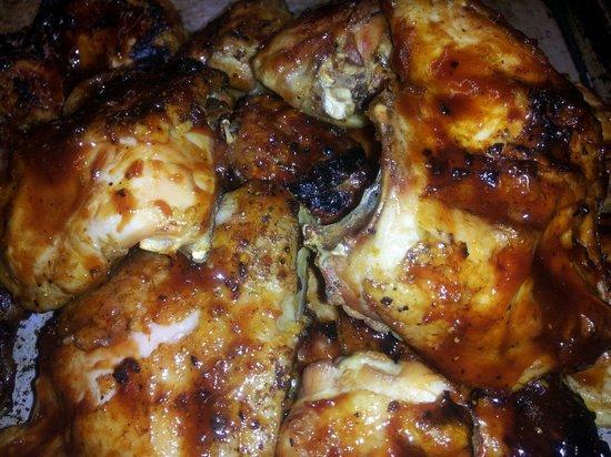 The Reel Inn: Memphis BBQ Chicken