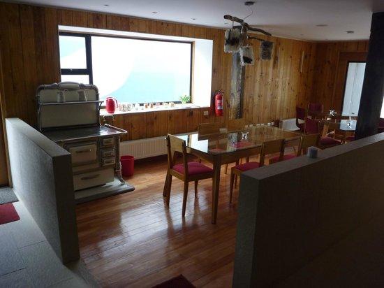 Ilaia Hotel : Kitchen