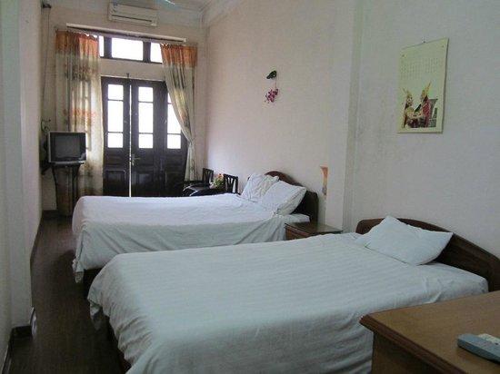 Hanoi Family Inn: Double deluxe