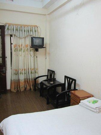 Hanoi Family Inn: Standard room
