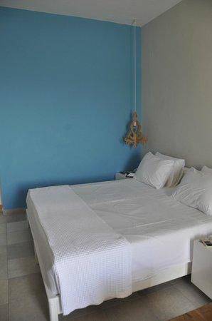 Ammos Hotel: Room