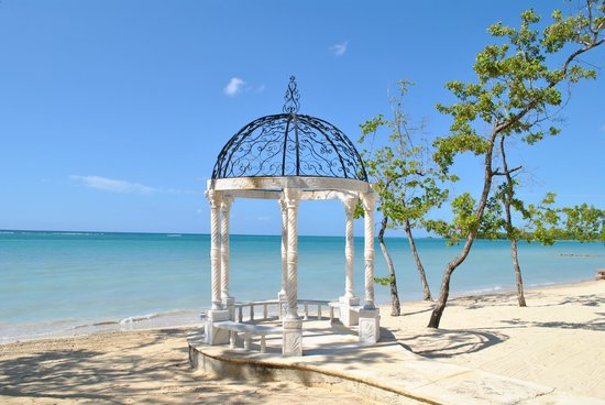 Sandals South Coast Dutch Wedding Gazebo