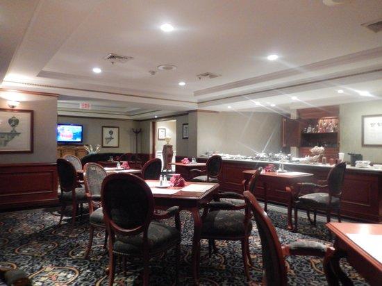 Hilton Princess Managua: Executive Lounge