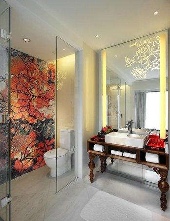 Mira Moon Hotel: Mira Moon - Full Moon Residence Bathroom