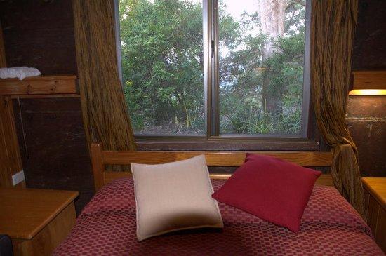 Binna Burra Mountain Lodge: Casuarina Cabin bedroom