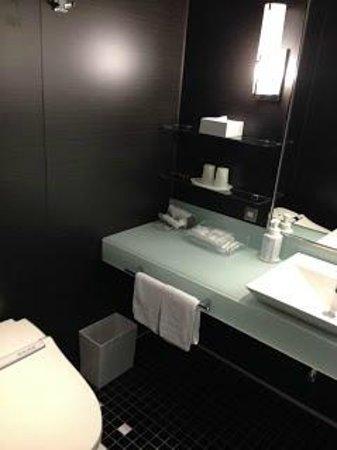 New Otani Inn Yokohama Premium : 洗面
