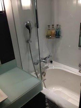 New Otani Inn Yokohama Premium : バスルーム