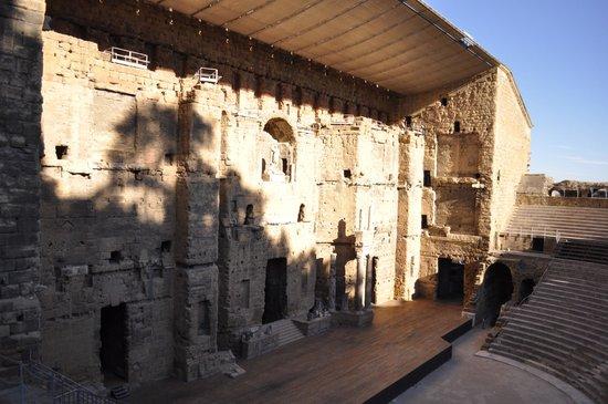 Roman Theatre of Orange: Theatre Antique d'Orange