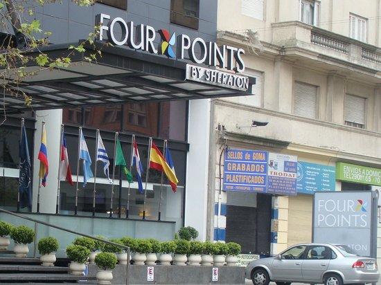 Four Points By Sheraton Montevideo: FACHADA