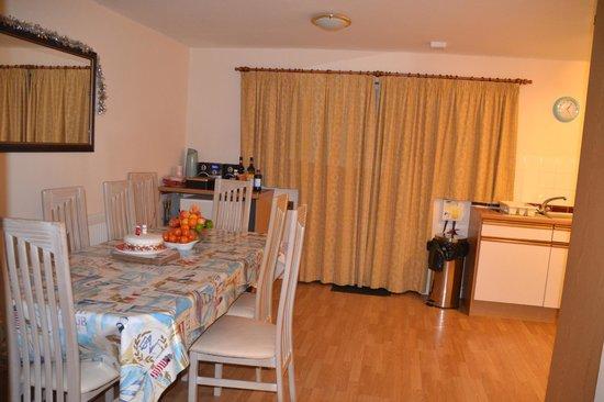 Tregenna Castle Resort: Dinning area in Porthcurno