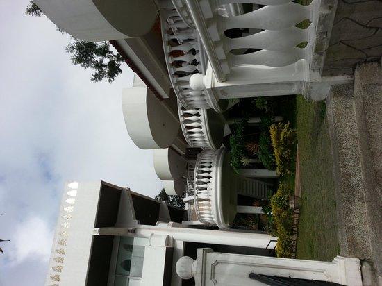 Estancia Resort : facade
