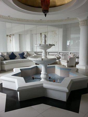 Estancia Resort: Dining area