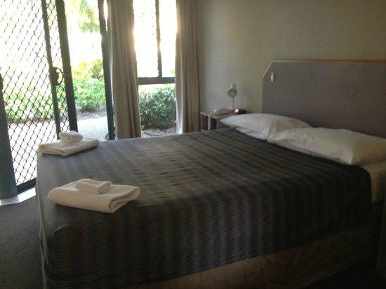 Capricorn Motel & Conference Centre: Room