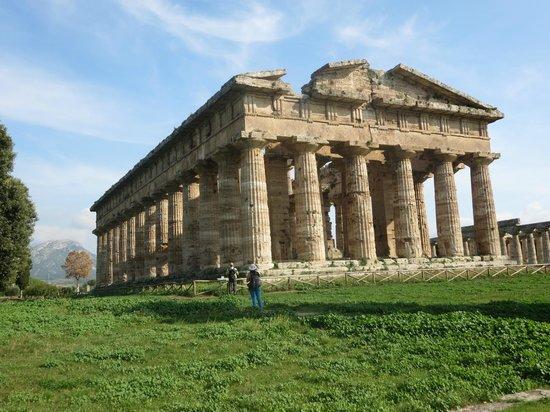 Templi Greci di Paestum : temple
