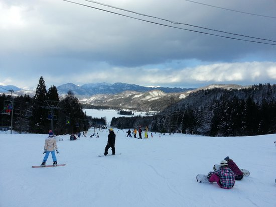 Hakuba Echo Hotel : Beat this - Imori Ski runs