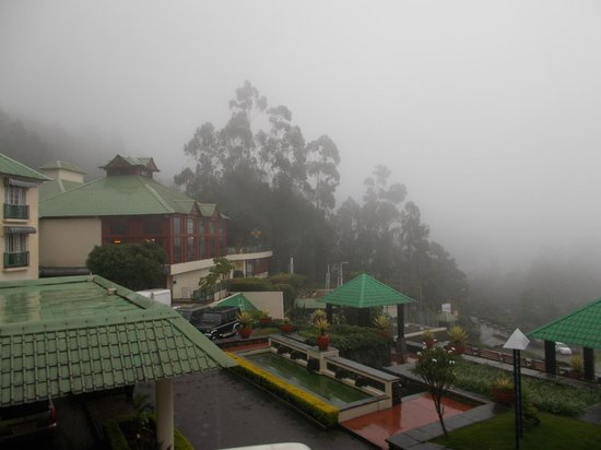 Club Mahindra Munnar : View from our room