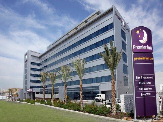 Premier Inn Abu Dhabi International Airport Hotel : Exterior