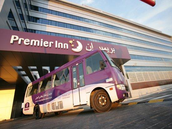 Premier Inn Abu Dhabi International Airport Hotel United Arab