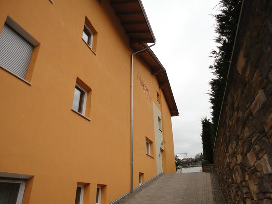 Astor Hotel: Facciata Hotel