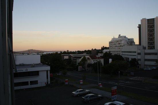 Grafton Oaks Hotel: vue de la chambre 24