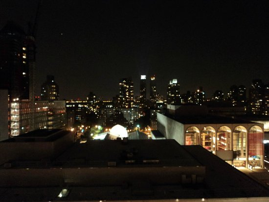 Empire Hotel: Another spectacular view from the Empire Rooftop bar