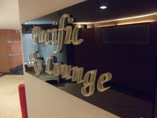 The Puteri Pacific Johor Bahru: Pacific Sky Lounge on the 16th Floor