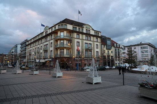 Best Western Grand Hôtel Bristol : Grand Hotel Bristol, Colmar