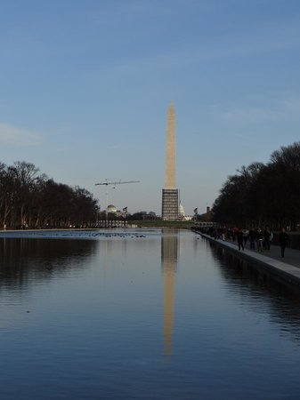 Lincoln Memorial: Foto 01